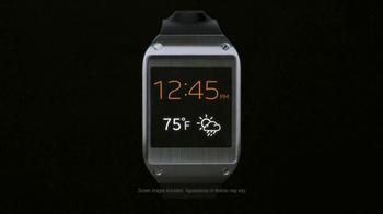 Samsung Galaxy Gear Smart Watch TV Spot, Song by LCD Soundsystem - Thumbnail 10