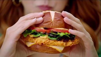 Wendy's Pretzel Pub Chicken TV Spot - Thumbnail 1