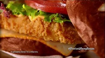 Wendy's Pretzel Pub Chicken TV Spot - Thumbnail 7