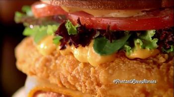 Wendy's Pretzel Pub Chicken TV Spot - Thumbnail 8
