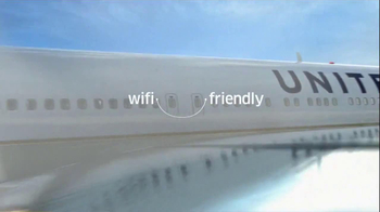 United Airlines TV Spot, 'Be Connected While you Fly' - Thumbnail 6