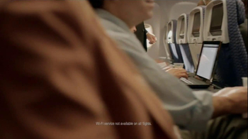 United Airlines TV Spot, 'Be Connected While you Fly' - Thumbnail 4