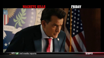 Machete Kills - Alternate Trailer 22