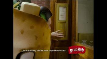 GrubHub TV Spot, 'Dressin' on the Side' - Thumbnail 4
