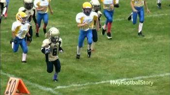 NFL Together We Make Football TV Spot, 'My Football Story' Ft. Sam Gordon - Thumbnail 2