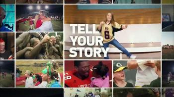 NFL Together We Make Football TV Spot, 'My Football Story' Ft. Sam Gordon - Thumbnail 7