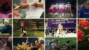 NFL Together We Make Football TV Spot, 'My Football Story' Ft. Sam Gordon - Thumbnail 9
