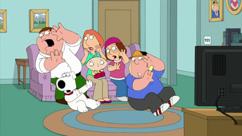 Family Guy: Volume Eleven DVD TV Spot