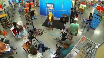 Walmart TV Spot, 'Free Layaway' - Thumbnail 1