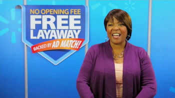 Walmart TV Spot, 'Free Layaway' - Thumbnail 6