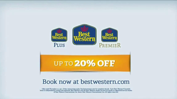 Best Western TV Spot, 'Three Types of Hotels for Every Type if Trip' - Thumbnail 10
