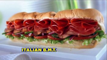 Subway SUBtember TV Spot, 'Nothing Stacks Up' - 302 commercial airings