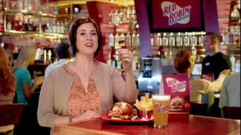 Red Robin Oktoberfest Burger TV Spot - Thumbnail 1