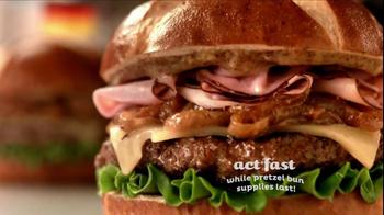 Red Robin Oktoberfest Burger TV Spot - Thumbnail 4