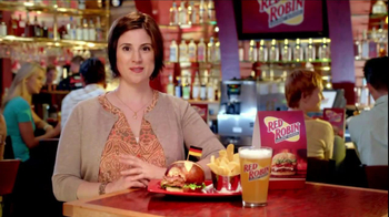 Red Robin Oktoberfest Burger TV Spot - Thumbnail 8