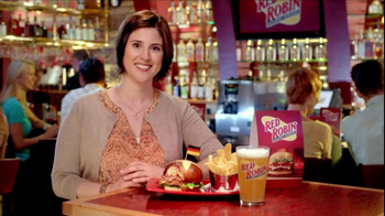 Red Robin Oktoberfest Burger TV Spot - Thumbnail 9