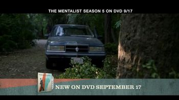 The Mentalist: The Complete Fifth Season DVD TV Spot