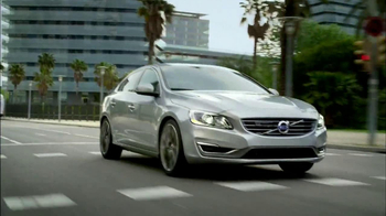 Volvo S60 TV Spot, 'Reimagined' - Thumbnail 8