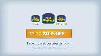 BestWestern.com TV Spot, 'Save up to 20 Percent' - Thumbnail 10