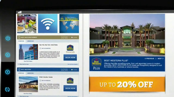 BestWestern.com TV Spot, 'Save up to 20 Percent' - Thumbnail 3