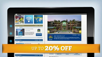 BestWestern.com TV Spot, 'Save up to 20 Percent' - Thumbnail 5