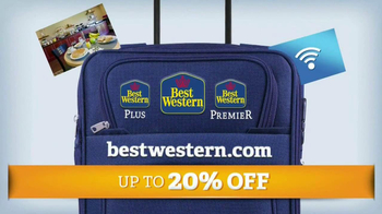 BestWestern.com TV Spot, 'Save up to 20 Percent' - Thumbnail 8