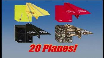 Power Planes TV Spot, 'Breakthrough in Micro Aviation' - Thumbnail 7