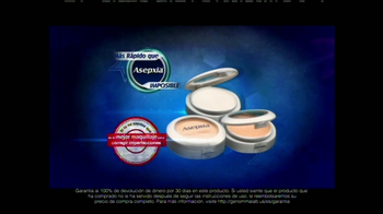 Asepxia Natural Matte Compact Powder TV Spot, 'Toda la noche' [Spanish] - Thumbnail 7