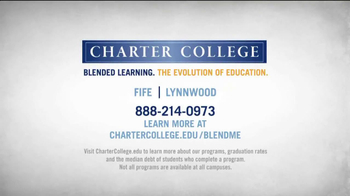 Charter College Blended Learning TV Spot, 'Prepare for a new Career' - Thumbnail 7
