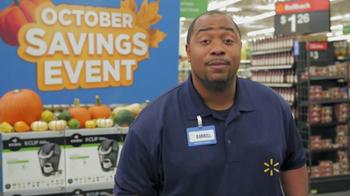 Walmart October Savings Event TV Spot, 'Rollbacktober' - Thumbnail 1