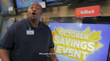 Walmart October Savings Event TV Spot, 'Rollbacktober' - Thumbnail 3