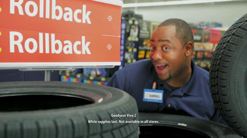 Walmart October Savings Event TV Spot, 'Rollbacktober'