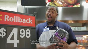 Walmart October Savings Event TV Spot, 'Rollbacktober' - Thumbnail 7