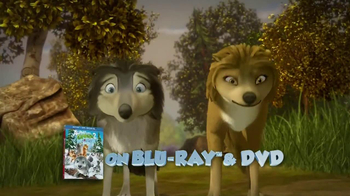 Alpha and Omega 2: A Howl-iday Adventure Blu-ray and DVD TV Spot