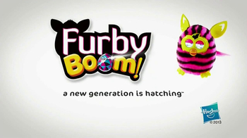 Furby Boom TV Spot, 'The Quest for the Furbling' - Thumbnail 9