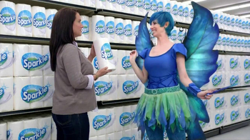 Sparkle Towels TV Spot, 'Fairy'