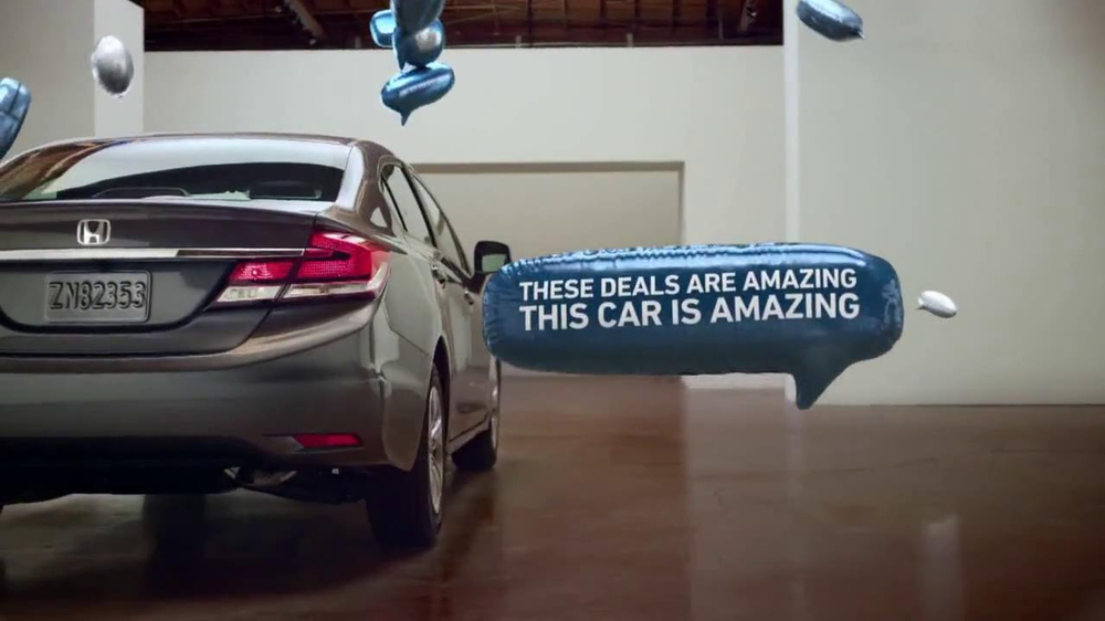 Honda Civic TV Commercial, 'Pick Your Perfect Civic'