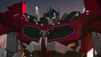 Tranformers Prime Beast Hunters Blu-ray and DVD TV Spot - 70 commercial airings