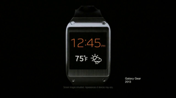 Samsung Galaxy Gear Smart Watch TV Spot, 'Evolution' - Thumbnail 7