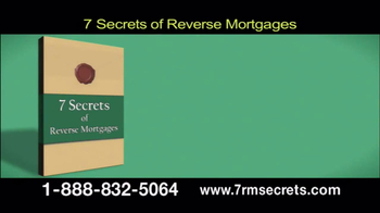 7 Secrets of Reverse Mortgages TV Spot, 'Get the Facts' - Thumbnail 2