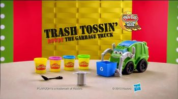 Play-Doh Trash Tossin' Rowdy TV Spot