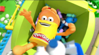 Play-Doh Trash Tossin' Rowdy TV Spot - Thumbnail 2