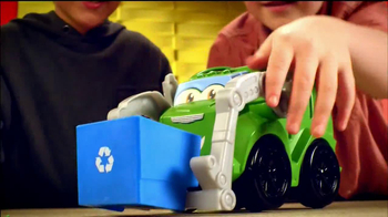 Play-Doh Trash Tossin' Rowdy TV Spot - Thumbnail 4