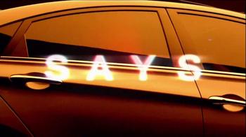 Hyundai Sonata TV Spot, 'Relationship' - Thumbnail 6