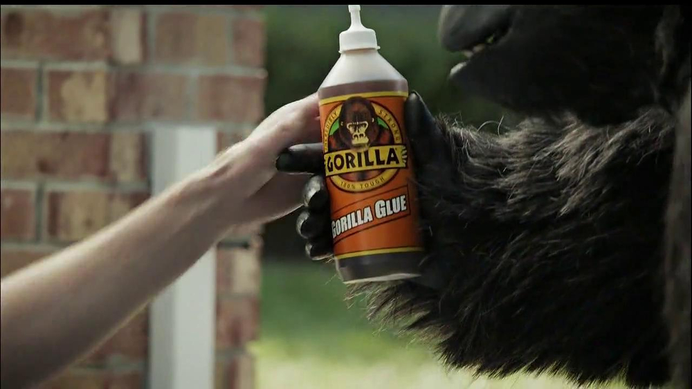 Gorilla Glue TV Commercial, 'Fence and Tarp' - Video