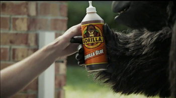 Gorilla Glue TV Spot, 'Fence and Tarp' - 3036 commercial airings
