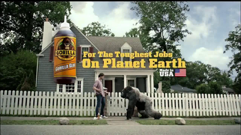 Gorilla Glue TV Spot, 'Fence and Tarp' - Thumbnail 6