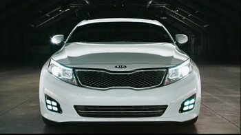 2014 Kia Optima TV Spot, 'Impressive' - Thumbnail 4