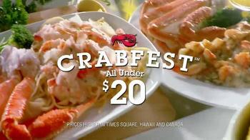 Red Lobster Crabfest TV Spot, 'Crab Stuffed Mushrooms' - Thumbnail 2