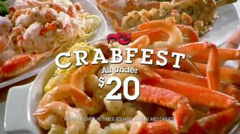 Red Lobster Crabfest TV Spot, 'Crab Stuffed Mushrooms' - Thumbnail 3